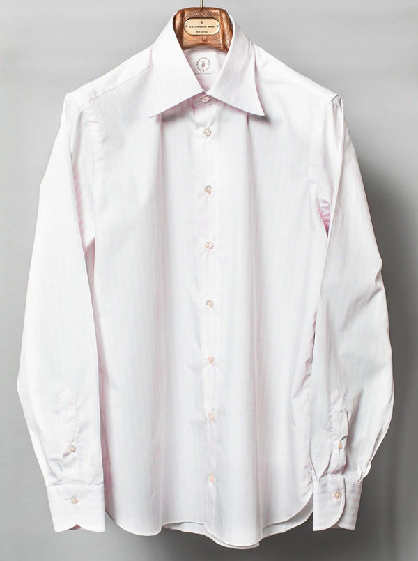 Pink Powder Stripe Shirt