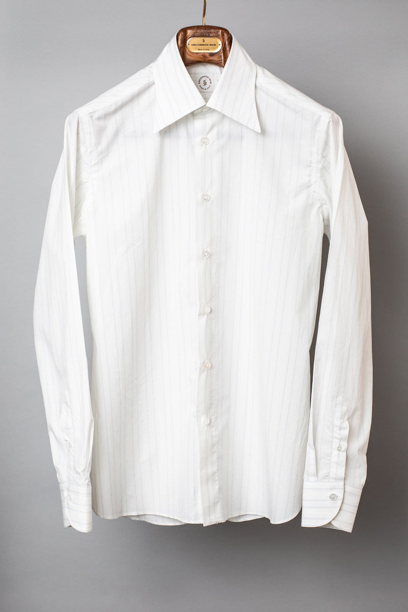 Soft Stripe Shirt - Off White