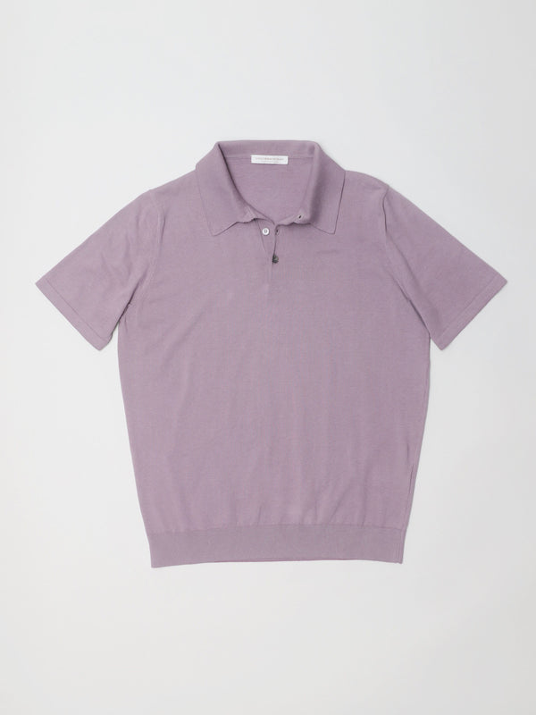 Melanzana Cotton S/S Polo
