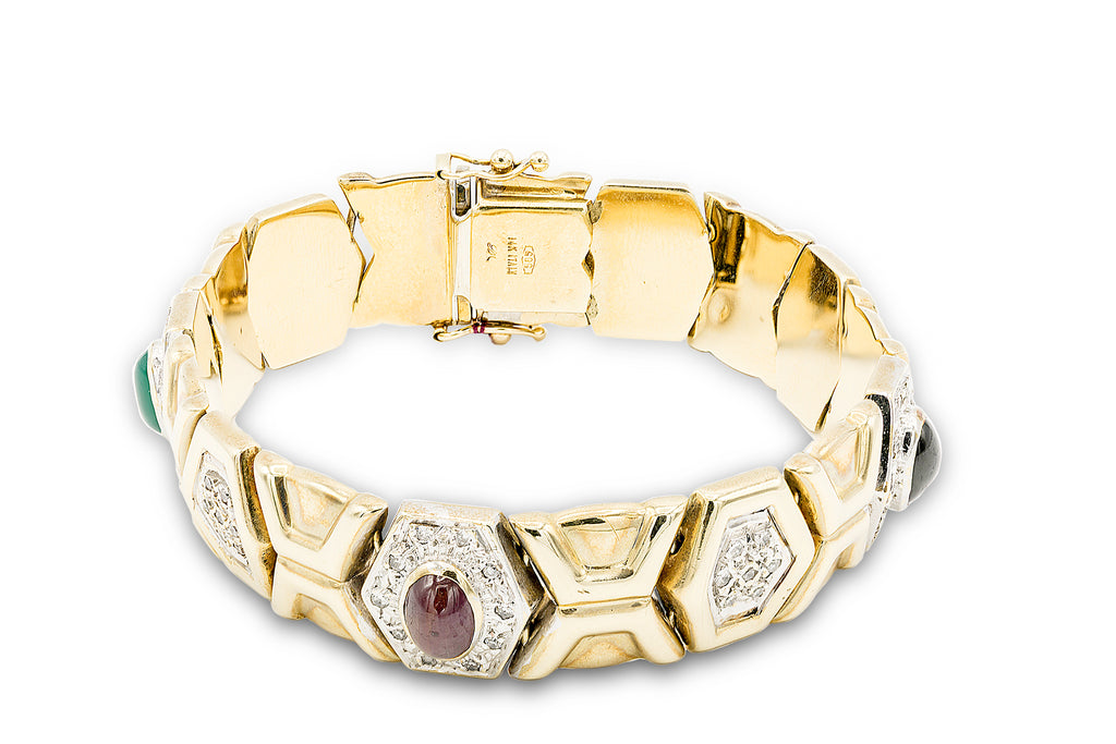 2 CT. Highest Style Fashion Bracelet
