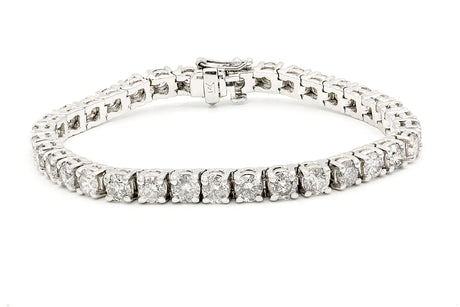 8 CT. Diamond Four Prongs Tennis Bracelet