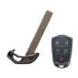 Emergency Smart Remote Key BLADE For Cadillac SKU: CK-G20