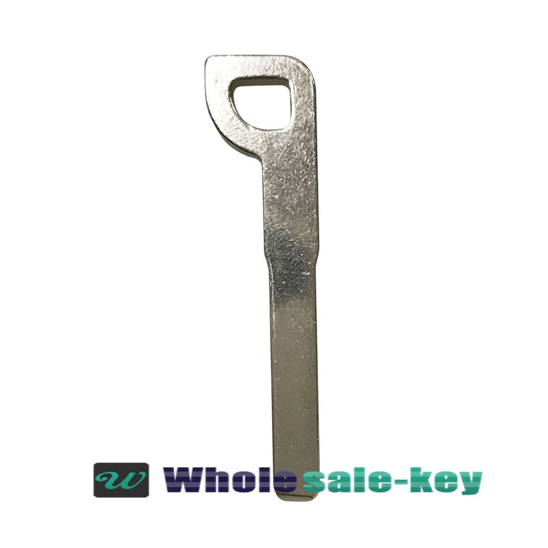New Smart Remote Key Keyless Replacement Uncut Blade Blank For Ford Lincoln