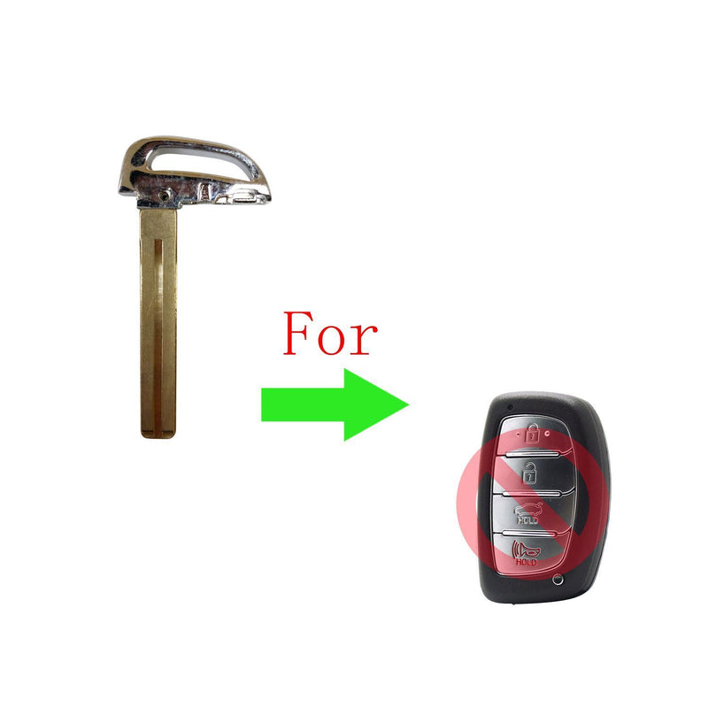 Emergency Smart Remote Key Blade For Sonata SKU: CK-G14