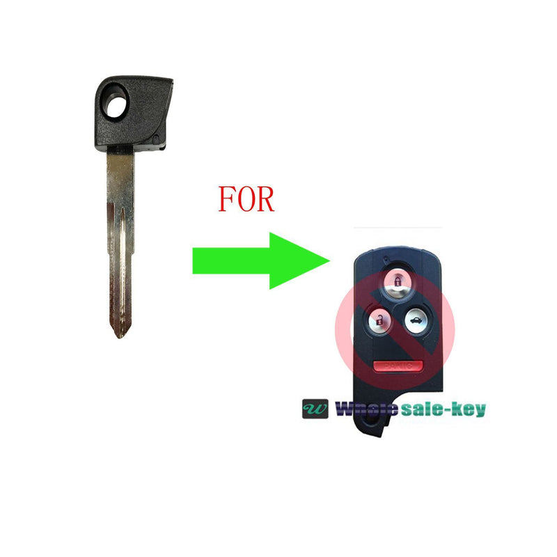 For Acura RL Smart Key Blade Key 72147-SJA-305 With 46 Chip SKU: CK-A03