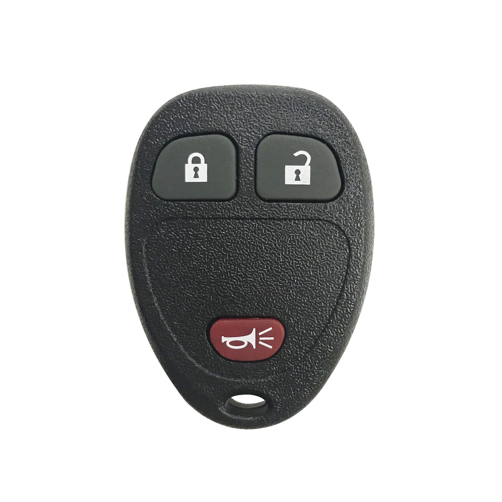 FOR 2007-2009 EQUINOX Remote 3 BUTTON OUC60270 SKU: KR-C3RD