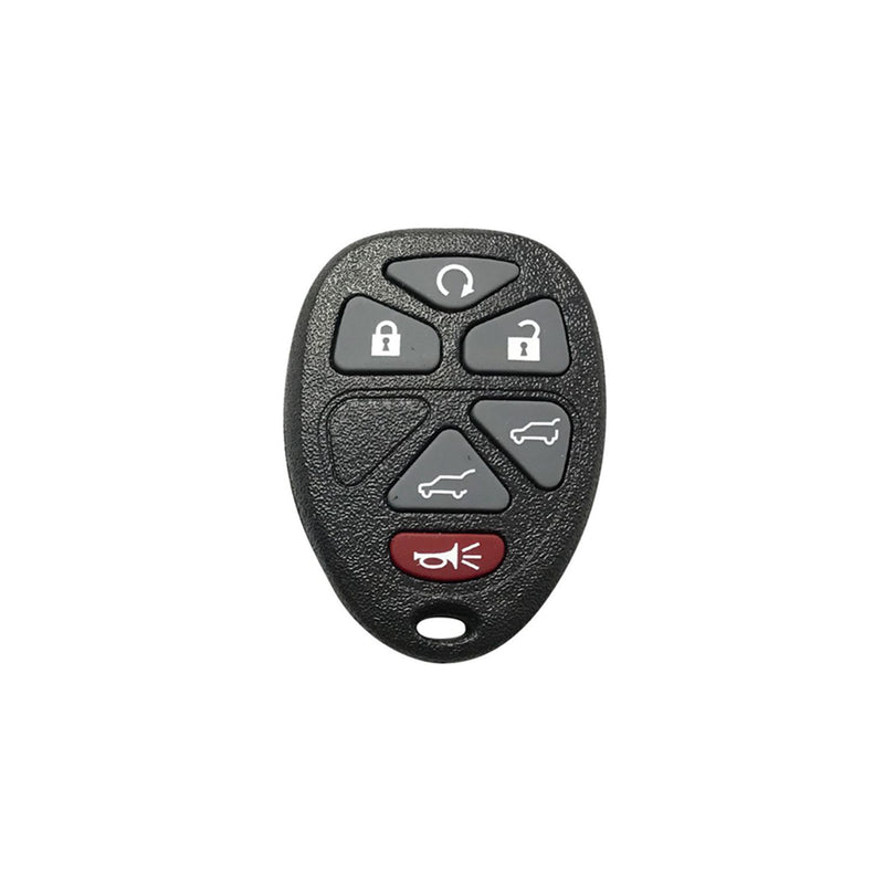 Replacement for 2007-2014 Chevy Tahoe Traverse GMC Yukon Remote Key Fob 6b