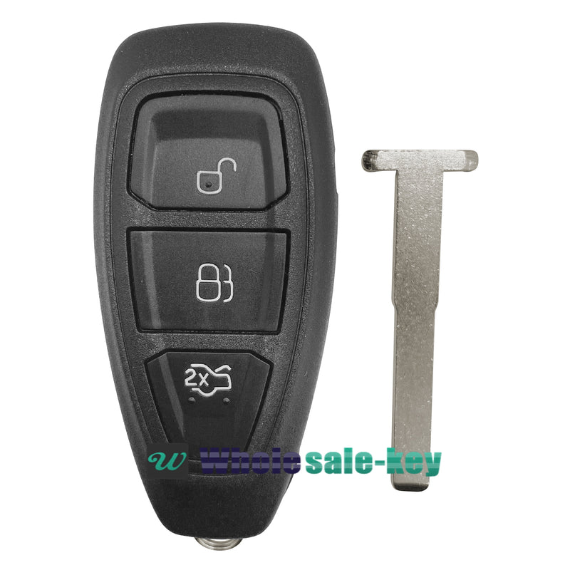 for 2011-2017 Ford Fiesta 2013-2017 Focus C-Max Remote KR55WK48801 SKU:  KR-F3RB