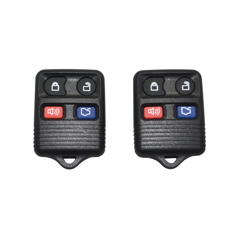 New Replacement Keyless Entry Remote Key Fob Clicker Transmitter for Fords