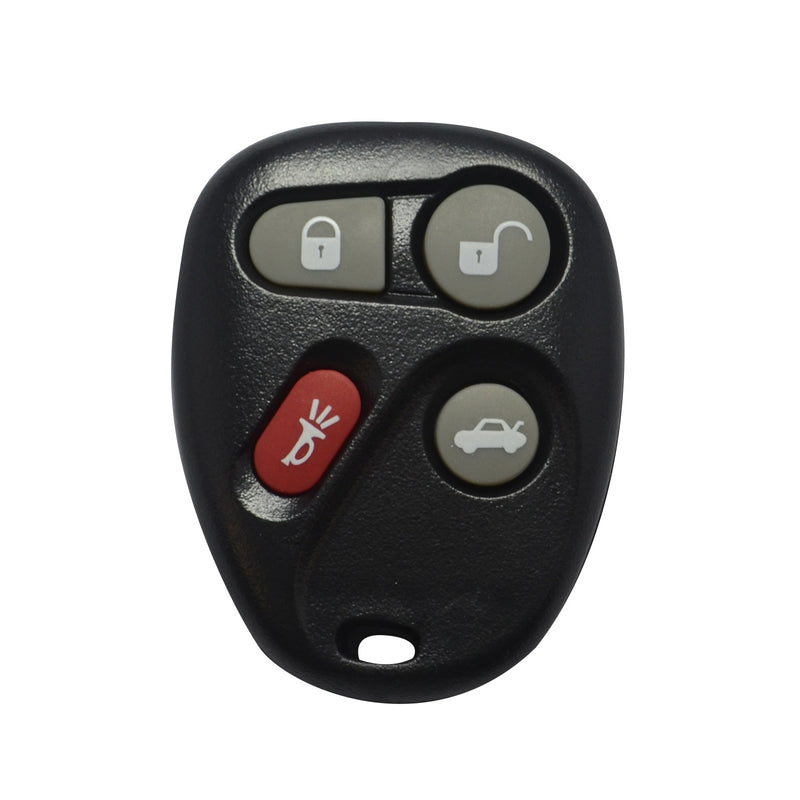 New 4 BTN Replacement Keyless entry remote  for GMC Chevy Cadillac KOBLEAR1XT