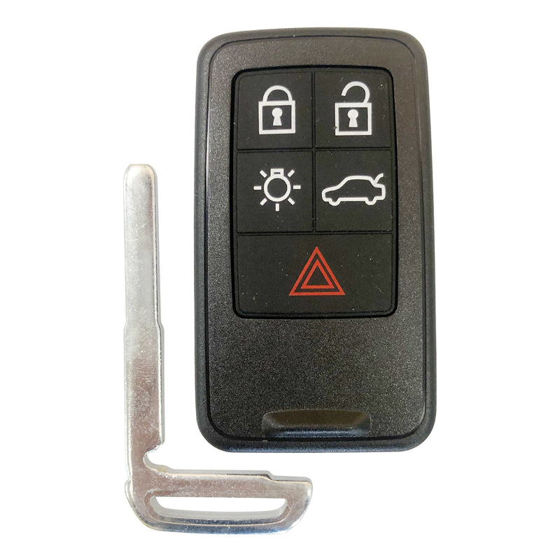 For  VOLVO V70 XC70 S80 XC60 S60 5 BUTTON SMART REMOTE KR55WK49266 SKU: KR-V5RA