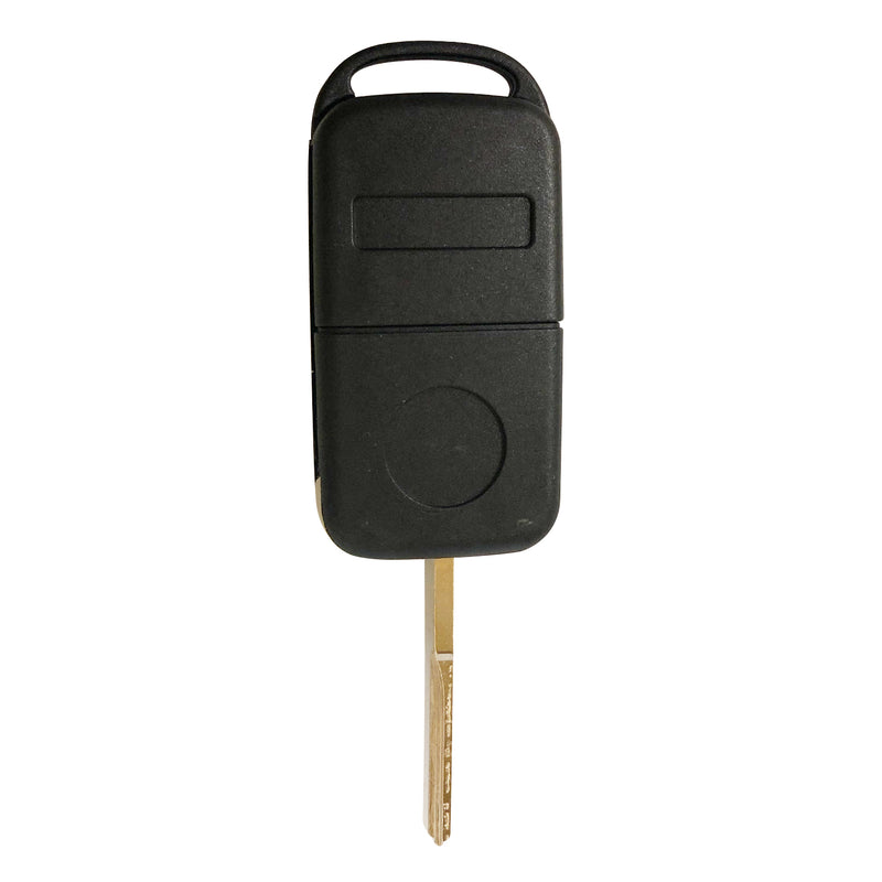 Flip Key Fob Keyless Entry Remote Shell Case For Mercedes Benz KR55 NCZ-MBK