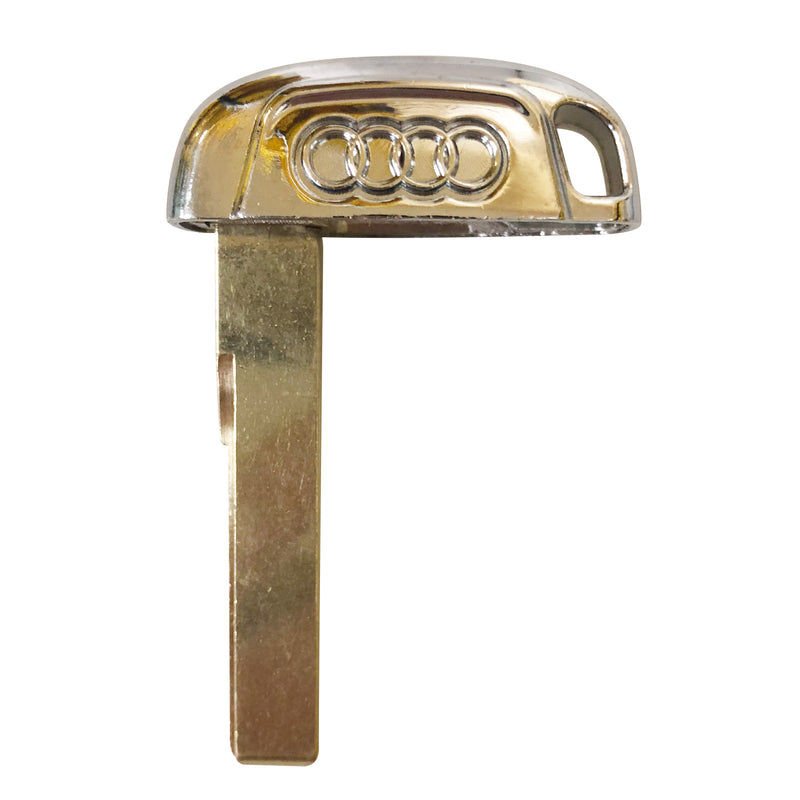 For Audi A3 A4 A5 A6 Emergency Blade Blank Key HU66 SKU: CK-A05