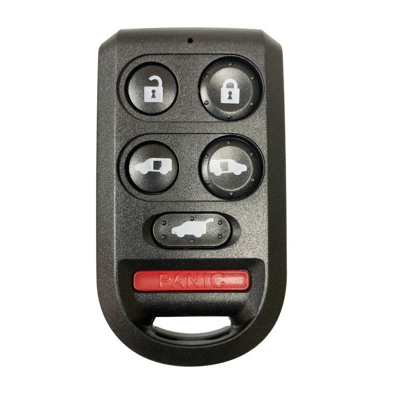 Replacement For 2008 2009 2010 Honda Odyssey Key Fob Remote Shell Case