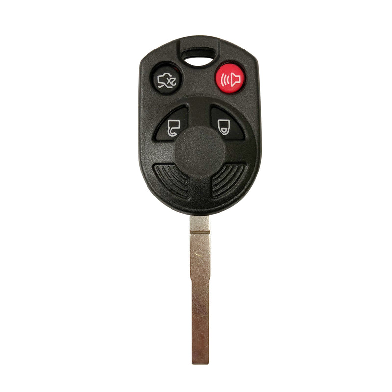 OEM 4 Button Ford Remote Key 2012 -2016 Ford Focus SKU: KR-164-R8046