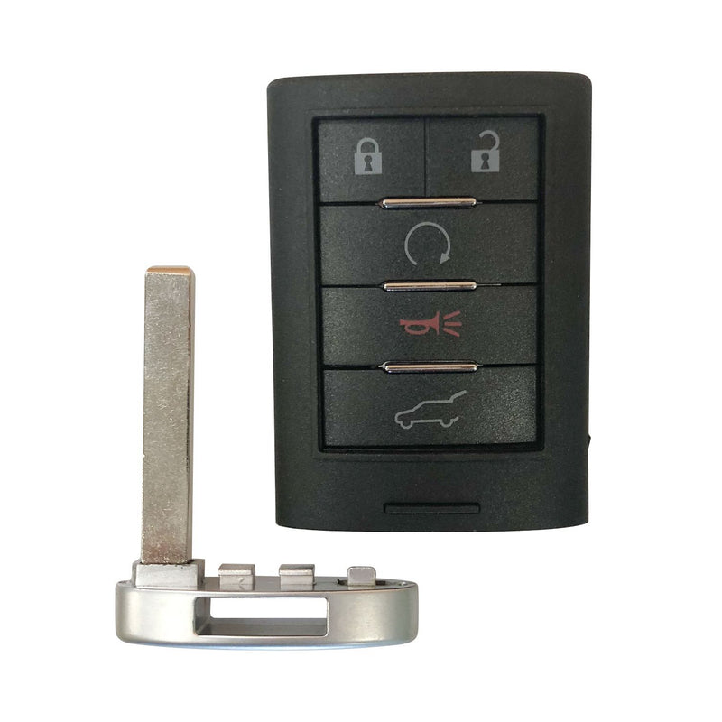 Remote Key Fob for 2010 - 2015 Cadillac SRX NBG009768T SKU: KR-G5RD