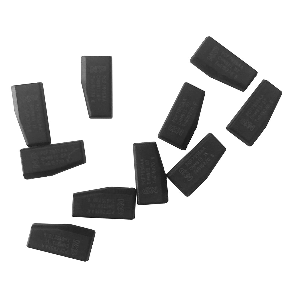 10 PCS PCF7935AA PCF7935AS ID44 Blank Key Transponder Chip for BMW BENZ SKU: CK-7935 CHIP