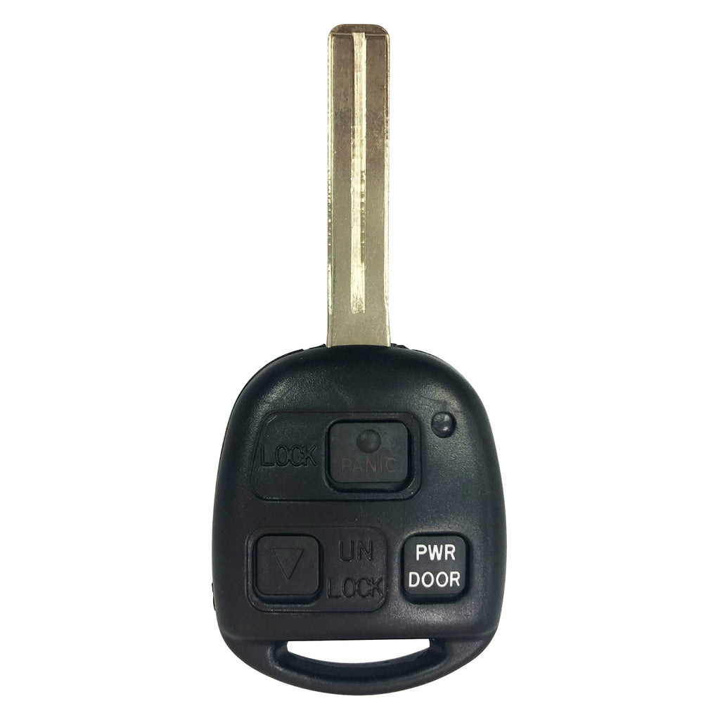 For Lexus 2004 -2006 RX330 2007-2009 RX350 3 BUTTON REMOTE HYQ12BBT SKU: KR-L3SA