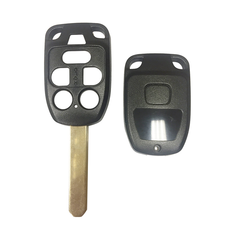 Replacement for 2011 2012 2013 Honda Odyssey 6 bts Remote Car Key Fob Shell Case