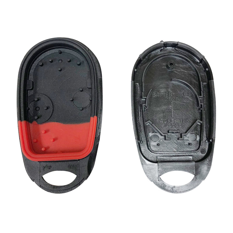 Replacement for 2000 2001 2002 2003 2004 Nissan Sentra Remote Key Fob Shell Case
