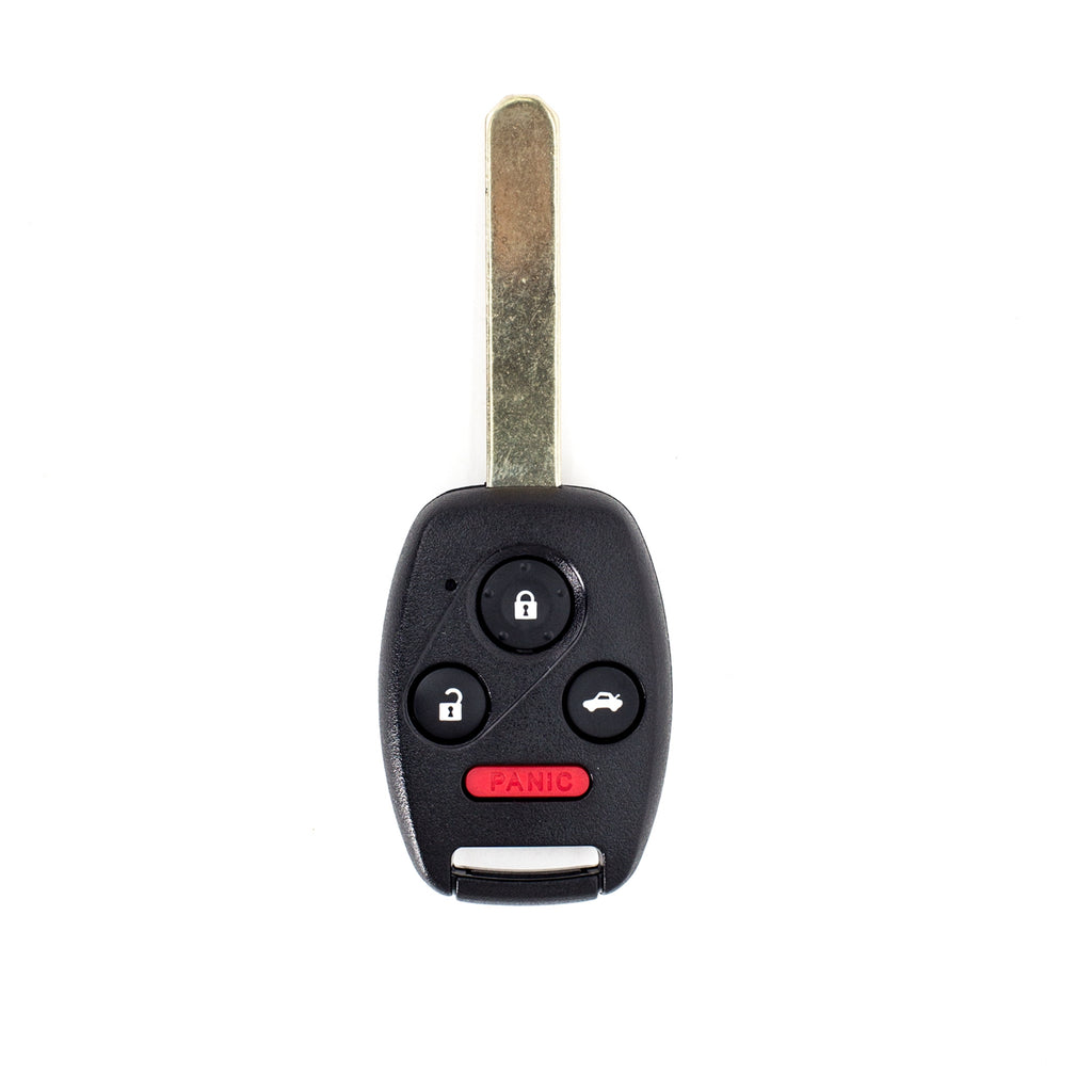 For Honda Accord 2008-2012 Remote 4 BUTTON KR55WK49308 SKU: KR-H4SC