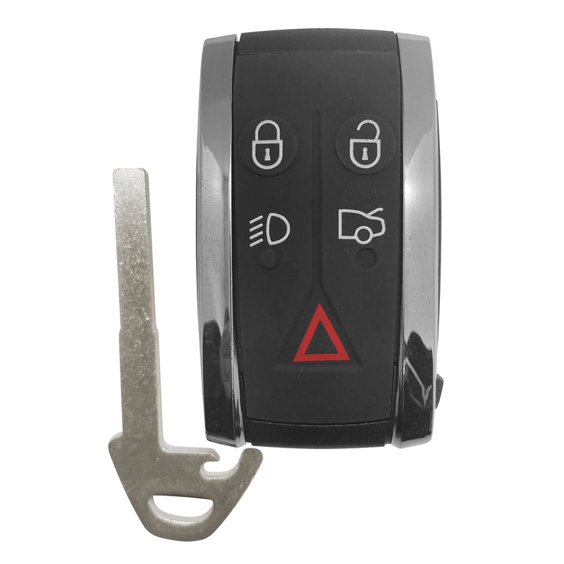 Remote Key Fob For Jaguar XF XFR XK XKR KR55WK49244 SKU: KR-G5RE