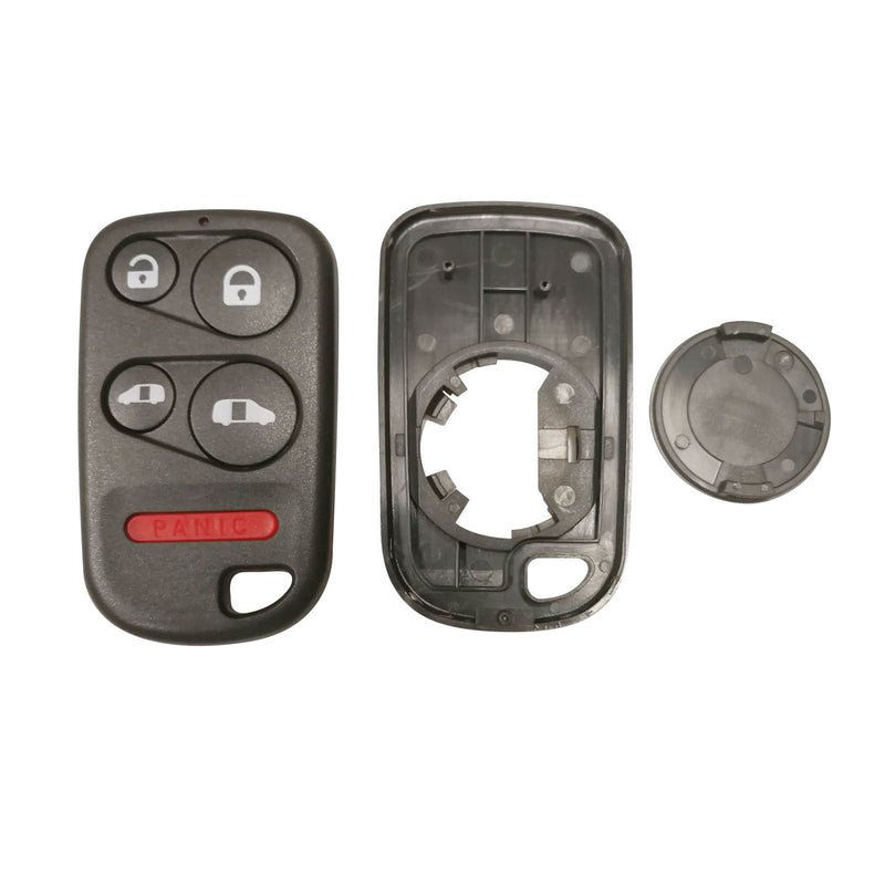2 Replacement For 2001 2002 2003 2004 Honda Odyssey Key Fob Remote Shell Cas