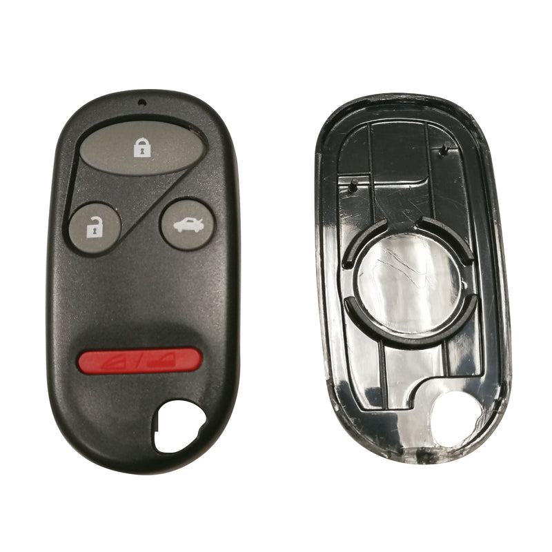 Replacement For 1998-2004 Honda CR-V CRV Key Fob Remote Alarm Shell Case