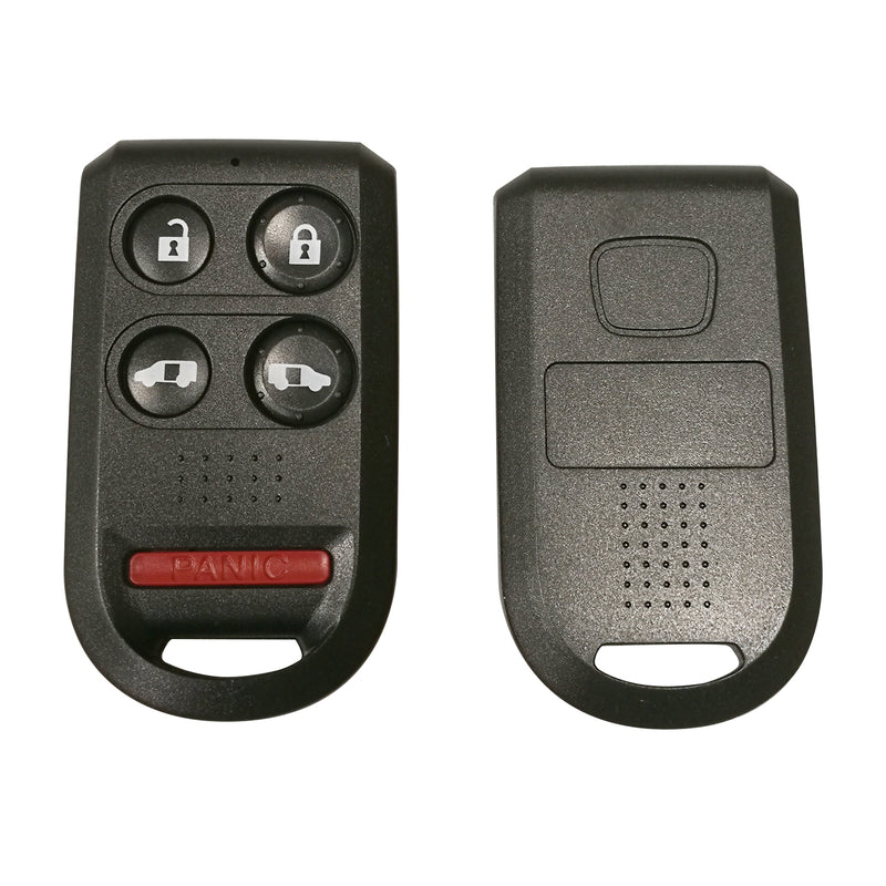 One 5 bts Remote Key Shell Case for 2005 2006 2007 2008 2009 2010 Honda Odyssey