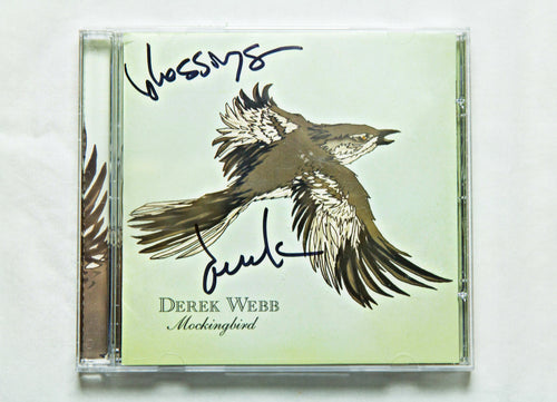 Derek Webb: Mockingbird CD