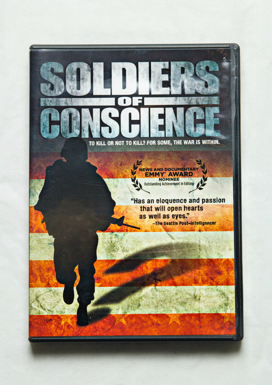 Soldiers of Conscience DVD