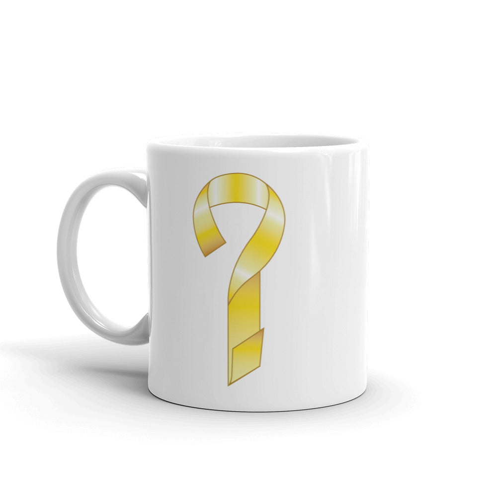 Yeller Ribbon Mug
