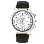 Geneva Luxury Relogio Watch