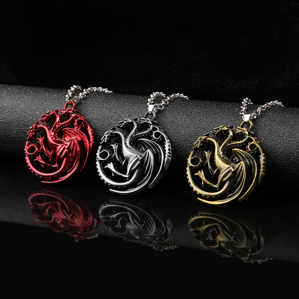 *Get 3 Dragon Necklaces for the Price of 1*