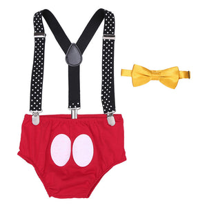 Mouse Suspenders set