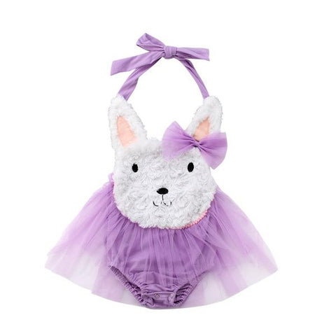 Michelle Rabbit Romper