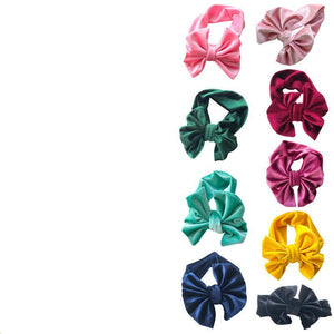 Preorder Velvet Headbands