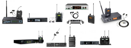 In Ear Monitoring At A Glance