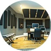 Studio Furniture & Acoustic Treatment