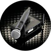 Handheld Microphone Wireless Systems