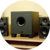 Studio Monitor Subwoofer
