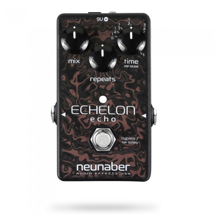 Neunaber Technology Echelon Echo Effects Pedal - Music Bliss Malaysia
