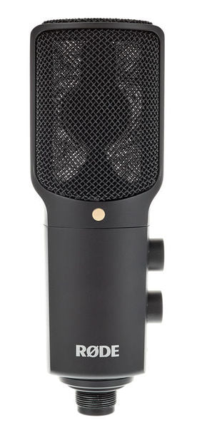 Rode NT-USB USB Condenser Microphone (NTUSB) [2 Years Warranty] *Crazy Sales Promotion* - Music Bliss Malaysia