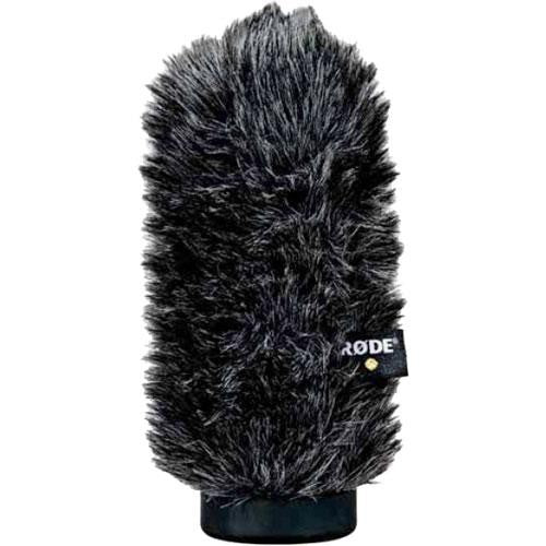 Rode WS7 Deluxe Windshield for the NTG3 Microphone (WS-7) - Music Bliss Malaysia