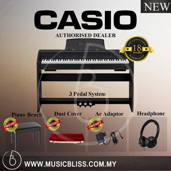 casio-px-760bk-malaysia-privia-digital-piano-free-bench-dust-cover-headphone-px-760bk