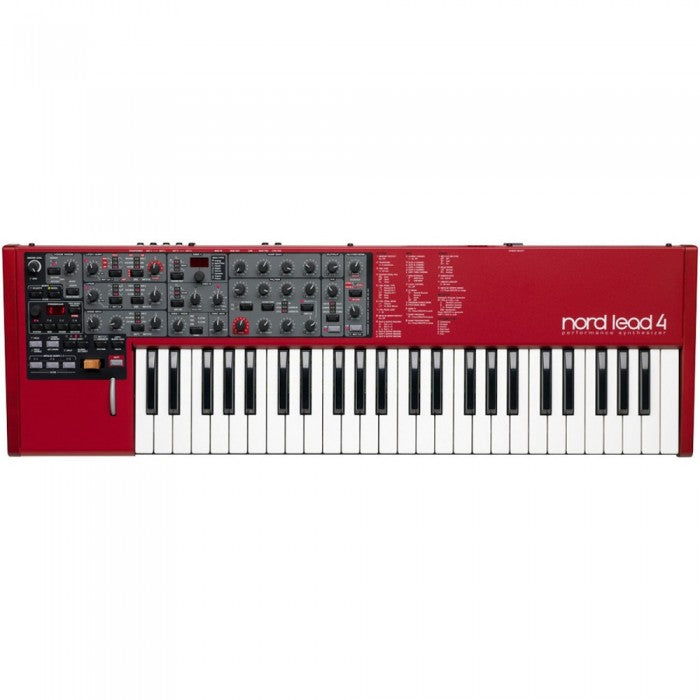 Nord Lead 4 49-key Four-part Multi-timbral Synthesizer - Music Bliss Malaysia