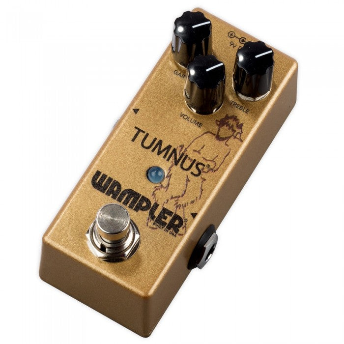 Wampler Tumnus Transparent Overdrive Pedal - Music Bliss Malaysia