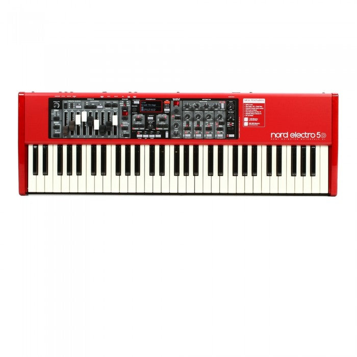 Nord Electro 5D 61 61-Key Semi-Weighted Waterfall Keyboard - Music Bliss Malaysia