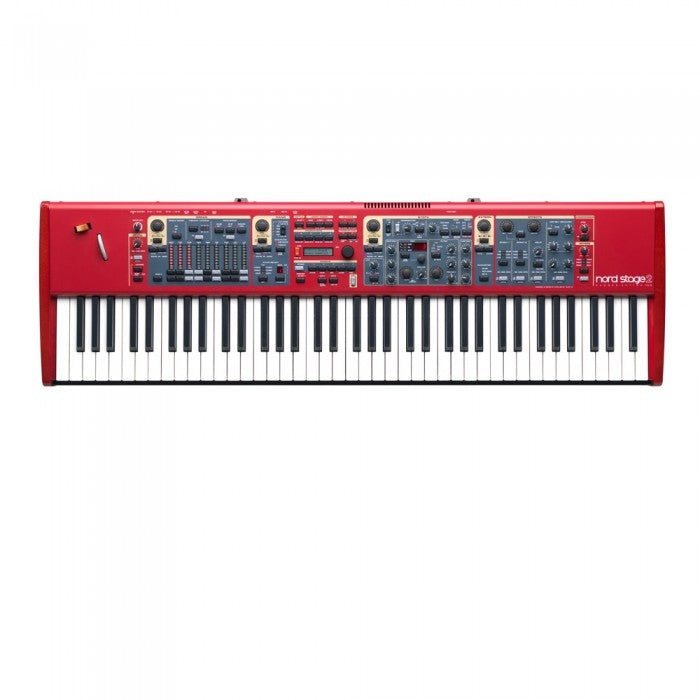 Nord Stage 2 HA76 76-Key Hammer Action Digital Stage Piano - Music Bliss Malaysia