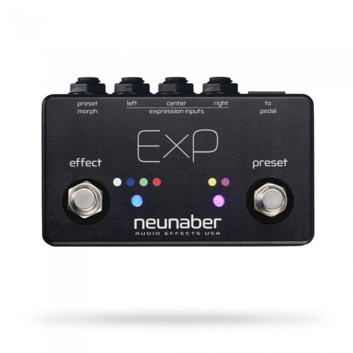 Neunaber Technology ExP Controller for EXPANSE Series Stereo Pedal - Music Bliss Malaysia